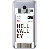Силиконовый чехол BoxFace Meizu M5s Ticket Hill Valley (35041-cc94)
