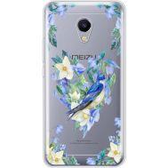 Силиконовый чехол BoxFace Meizu M5s Spring Bird (35041-cc96)