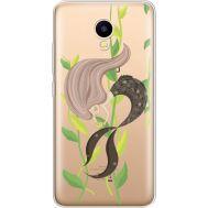 Силиконовый чехол BoxFace Meizu M5C Cute Mermaid (35051-cc62)