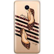 Силиконовый чехол BoxFace Meizu M5C Love Beauty (35051-cc65)