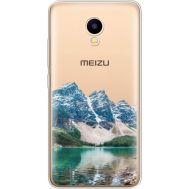 Силиконовый чехол BoxFace Meizu M5C Blue Mountain (35051-cc68)