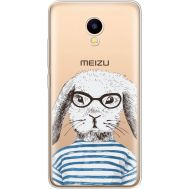 Силиконовый чехол BoxFace Meizu M5C MR. Rabbit (35051-cc71)