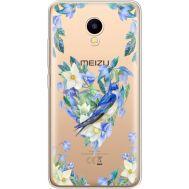 Силиконовый чехол BoxFace Meizu M5C Spring Bird (35051-cc96)