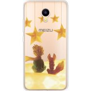 Силиконовый чехол BoxFace Meizu M3 Little Prince (35365-cc63)