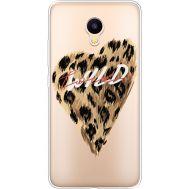 Силиконовый чехол BoxFace Meizu M3 Wild Love (35365-cc64)