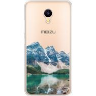 Силиконовый чехол BoxFace Meizu M3 Blue Mountain (35365-cc68)