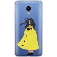 Силиконовый чехол BoxFace Meizu M5 Just a Girl (35998-cc60)