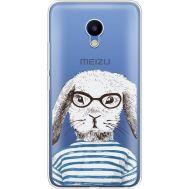 Силиконовый чехол BoxFace Meizu M5 MR. Rabbit (35998-cc71)