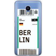 Силиконовый чехол BoxFace Meizu M5 Ticket Berrlin (35998-cc80)
