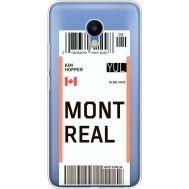 Силиконовый чехол BoxFace Meizu M5 Ticket Monreal (35998-cc87)