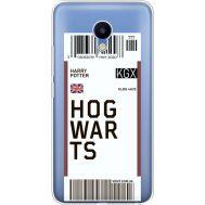 Силиконовый чехол BoxFace Meizu M5 Ticket Hogwarts (35998-cc91)