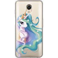 Силиконовый чехол BoxFace Meizu M6s Unicorn Queen (935011-rs3)