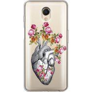 Силиконовый чехол BoxFace Meizu M6s Heart (935011-rs11)