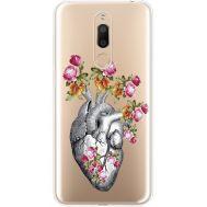 Силиконовый чехол BoxFace Meizu M6T Heart (935012-rs11)