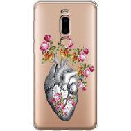 Силиконовый чехол BoxFace Meizu M8 Heart (935866-rs11)