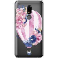 Силиконовый чехол BoxFace Meizu M8 Lite Pink Air Baloon (935869-rs6)