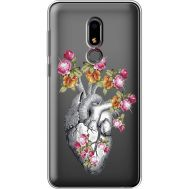 Силиконовый чехол BoxFace Meizu M8 Lite Heart (935869-rs11)