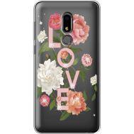 Силиконовый чехол BoxFace Meizu M8 Lite Love (935869-rs14)