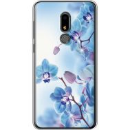 Силиконовый чехол BoxFace Meizu M8 Lite Orchids (935869-rs16)