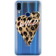 Силиконовый чехол BoxFace Meizu Note 9 Wild Love (36864-cc64)