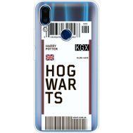 Силиконовый чехол BoxFace Meizu Note 9 Ticket Hogwarts (36864-cc91)