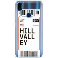 Силиконовый чехол BoxFace Meizu Note 9 Ticket Hill Valley (36864-cc94)