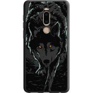 Силиконовый чехол BoxFace Meizu M8 Wolf (38817-bk62)