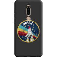 Силиконовый чехол BoxFace Meizu M8 NASA (38817-bk70)