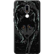 Силиконовый чехол BoxFace Meizu M8 Lite Wolf (41091-bk62)