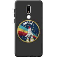 Силиконовый чехол BoxFace Meizu M8 Lite NASA (41091-bk70)