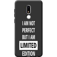 Силиконовый чехол BoxFace Meizu M8 Lite limited edition (41091-bk73)