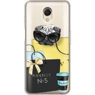 Силиконовый чехол BoxFace Meizu M6s Fashion Pug (35011-cc55)