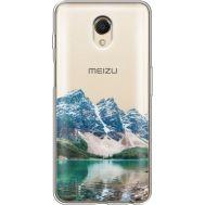 Силиконовый чехол BoxFace Meizu M6s Blue Mountain (35011-cc68)