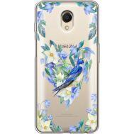 Силиконовый чехол BoxFace Meizu M6s Spring Bird (35011-cc96)