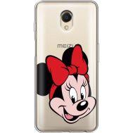 Силиконовый чехол BoxFace Meizu M6s Minnie Mouse (35011-cc19)