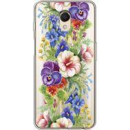 Силиконовый чехол BoxFace Meizu M6s Summer Flowers (35011-cc34)
