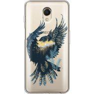 Силиконовый чехол BoxFace Meizu M6s Eagle (35011-cc52)
