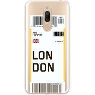 Силиконовый чехол BoxFace Meizu M6T Ticket London (35012-cc83)
