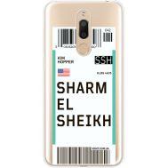 Силиконовый чехол BoxFace Meizu M6T Ticket Sharmel Sheikh (35012-cc90)