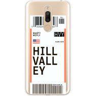 Силиконовый чехол BoxFace Meizu M6T Ticket Hill Valley (35012-cc94)