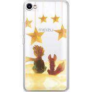 Силиконовый чехол BoxFace Meizu U10 Little Prince (36786-cc63)
