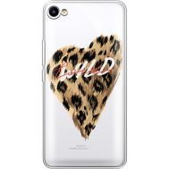 Силиконовый чехол BoxFace Meizu U10 Wild Love (36786-cc64)
