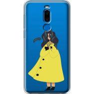 Силиконовый чехол BoxFace Meizu X8 Just a Girl (35839-cc60)