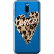 Силиконовый чехол BoxFace Meizu X8 Wild Love (35839-cc64)