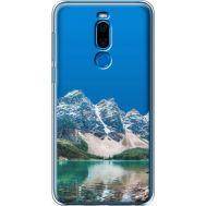 Силиконовый чехол BoxFace Meizu X8 Blue Mountain (35839-cc68)