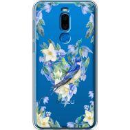 Силиконовый чехол BoxFace Meizu X8 Spring Bird (35839-cc96)