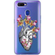 Силиконовый чехол BoxFace OPPO A5s Heart (938515-rs11)