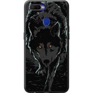 Силиконовый чехол BoxFace OPPO A5s Wolf (40394-bk62)