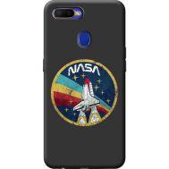 Силиконовый чехол BoxFace OPPO A5s NASA (40394-bk70)