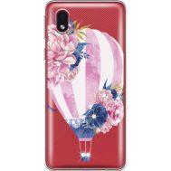 Силиконовый чехол BoxFace Samsung A013 Galaxy A01 Core Pink Air Baloon (940877-rs6)